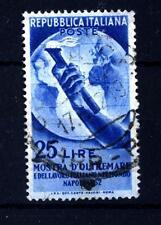 ITALY - ITALIA REP. - 1952 - Mostra del lavoro italiano all'estero, Napoli