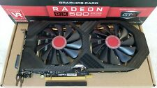 XFX AMD Radeon RX 580 GTS XXX Edition 8GB GDDR5 Graphics Card (RX-580P8DFD6)