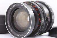 """NEAR MINT W/ HOOD"" MAMIYA SEKOR 65mm f/4.5 1:4.5 Lens For RB67 PRO S SD Japan"
