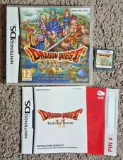 Dragon Quest VI Realms of Reverie Nintendo DS Game Complete with Manual