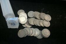 1903 Liberty Nickels GOOD -  FULL circulated roll