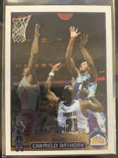 2003-04 Topps Chrome #113 Carmelo Anthony Rookie RC