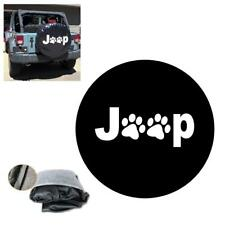 Jeep R16 Spare Wheel Claws Tire Cover Protector Storage Bag For Jeep Wrangler JK