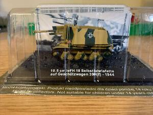 10.5 cm leFH 18 Selbstfahrlafette auf Geschutzwagen 39H(f)-1944 - 1/72 No 58