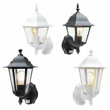 PIR Motion Movement Sensor Outdoor Outside Security Wall Coach Lantern Lamp