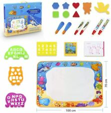 Toyk Aqua Magic Mat Kids Painting Writing Doodle Board Toy Color B-WARE