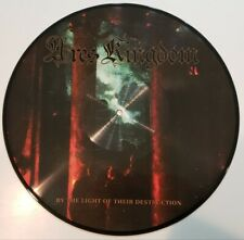 ARES KINGDOM By the Light of Their Destruction Picture Disc (ORDER FROM CHAOS)