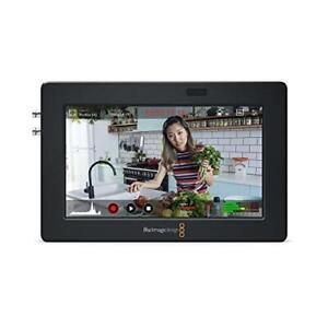 "Blackmagic Design HYPERD/AVIDA03/5 Video Assist 3G Portable Monitor, 5"""