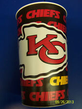 Kansas City Chiefs NFL Pro Football Sports Banquet Party Favor 22 oz Plastic Cup