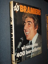 Io Bramieri vi racconto 400 barzellette De Vecchi 1976 L2