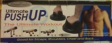 Fitness Trends Rotating Push Up Grip Set Pro Exercise Body Gym Nutrition NEW