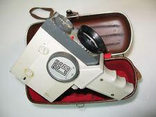 "CAMERA EUMIG - type ""C 6"" -  8mm - 1963"