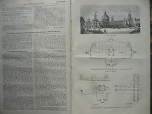 1880 Weltausstellung Melbourne Australien Sidney