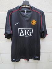 Maillot MANCHESTER UNITED Nike shirt MU noir black XL