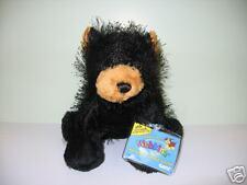 Webkinz Interactive  Pet From Ganz Black Bear