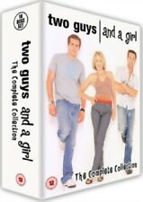 Two Guys and a Girl Complete Collection Series 1 2 3 4 Season 1-4 Region 2 DVD