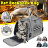 Pet Dog Cat Puppy Portable Travel Carry Carrier Tote Cage Bag Crates Kenne