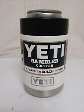Yeti Rambler Colster 12 oz. Can Insulator White