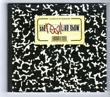 (GZ386) The Real Live Show, Class Is In Session - 2004 CD