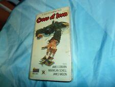 Cross Of Iron VHS Peckinpah James Coburn 143 Min  Mason NOSTALGIA MERCHANT PRESS