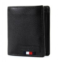 TOMMY HILFIGER Corporate NS Trifold Black