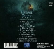 ASTRAL DOORS - BLACK EYED CHILDREN (DIGIPAK)   CD NEU
