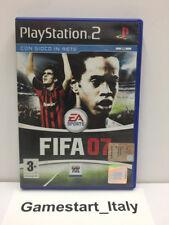 FIFA 07 - SONY PS2 - GIOCO USATO PERFETTAMENTE FUNZIONANTE - PAL