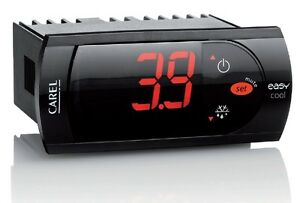 Carel Electronic Controller (Easy Cool & Easy Freeze)