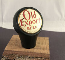 Beer Tap Handle Old Export Ball Knob Ultra Rare Beer Tap Handle Old Export Tap