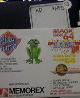 Magic Disk Juli/August 07/08 1993 (C 64) Commodore C64  Diskette 100% ok