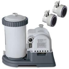 INTEX 28633EG Filter Pump for Above Ground Pools  2500 Gallon 110-120V