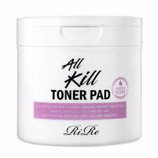 RiRe All Kill Toner Pad (70pcs) easy ultimate skin care with all kill toner pad