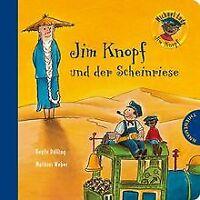 Jim Knopf und der Scheinriese als Pappausgabe von Michae... | Buch | Zustand gut