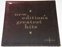 New editions's greatest hits Volume 1 , EU 1991 Vinyl LP Compilation  sehr RARE!