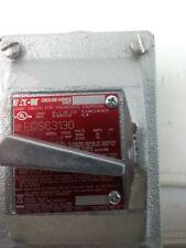 Eaton Crouse-Hinds Snap Switch Hazardous Location EDSC3130
