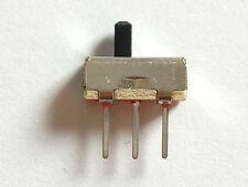 5x Schiebeschalter, Printmontage   50V 0,5A   5 Stück