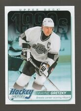 (71401) 2013-14 UPPER DECK SERIES 2 HOCKEY HEROES #HH53 WAYNE GRETZKY