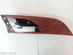 Genuine Door Inside Handle-Left for Ssangyong REXTON 02MY #7241008012UAQ
