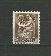 Vatican 1966 Works 15 Lira  MNH Vaticano