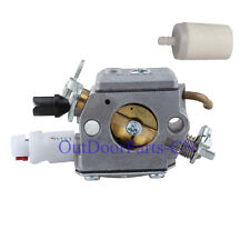 Carburetor & Fuel Filter for Husqvarna 340 345 350 351 353 ZAMA Carb # 503283208