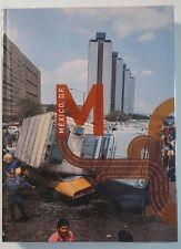 """Livre Photo Collectif """"MÉXICO, D.F"""" Toluca Éditions 2004"""