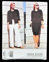 🌟VOGUE Sewing Pattern 2390 ANNE KLEIN Jacket Skirt Pants Size 12-14-16 Uncut