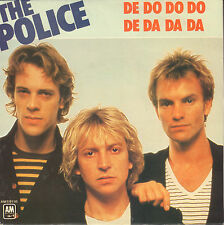"POLICE ‎– De Do Do Do, De Da Da Da (1980 VINYL SINGLE 7"" HOLLAND)"