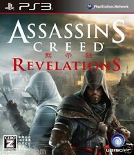 Used PS3 Assassin's Creed: Revelations PLAYSTATION 3 SONY JAPAN JAPANESE IMPORT