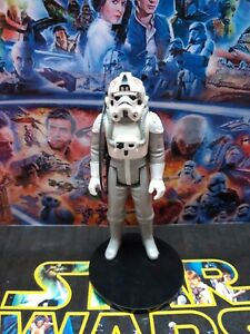 Star wars vintage figurine AT AT Driver NC 80 ( MADE IN )  Complet