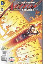 Action Comics #51  John Romita Jr. Variant Cover    Superman Final Days