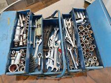 Mechanics tool box & tools