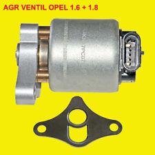 AGR-Ventil OPEL Astra G ZAFIRA A 1.6 + 1.8 ZAFIRA B 1.6 17200272, 17098055