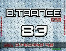 D.TRANCE 83 (INCL.D.TECHNO 40)  4 CD NEU