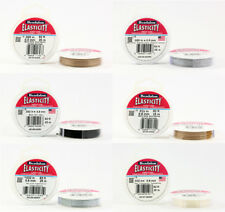 Beadalon Elasticity Wire Bead Stretch Cord Stringing Material* All Colors